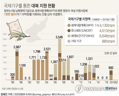 """북한 """"유엔·NGO 인도주의 사업 엄정 검토…단호한 대응조치""""(종합2보)"""