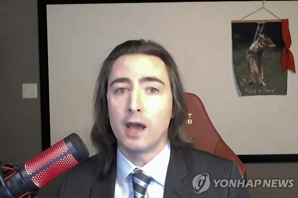 게임스톱 반란 이끈 '대장 개미', 450억원 계좌 인증