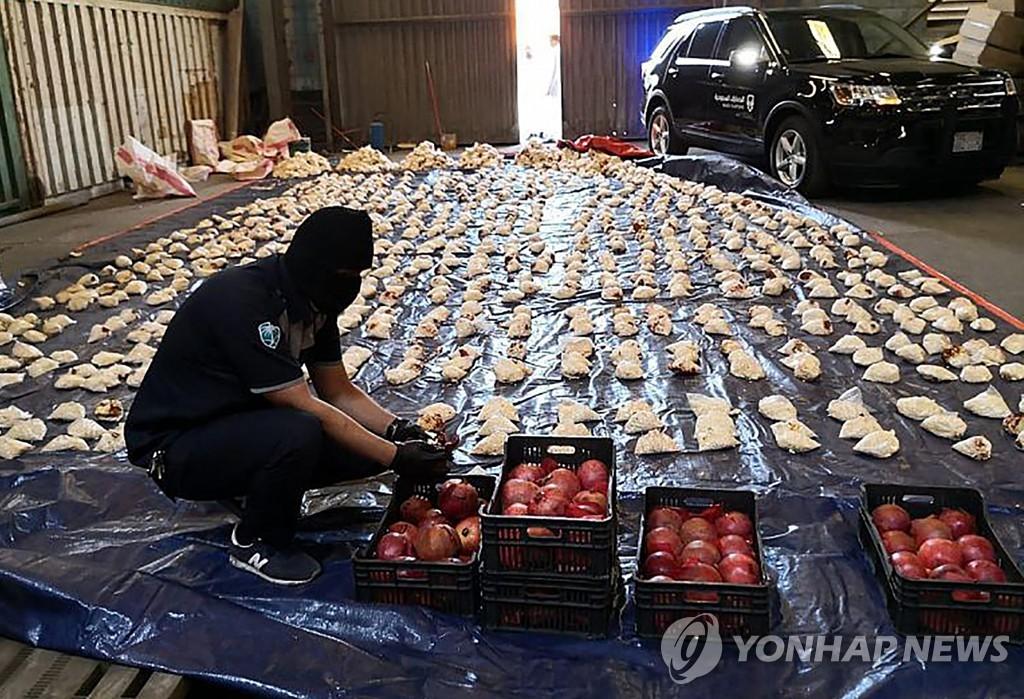 """사우디, 레바논산 농산물 수입 금지령…""""마약 밀수에 악용""""(종합)"""