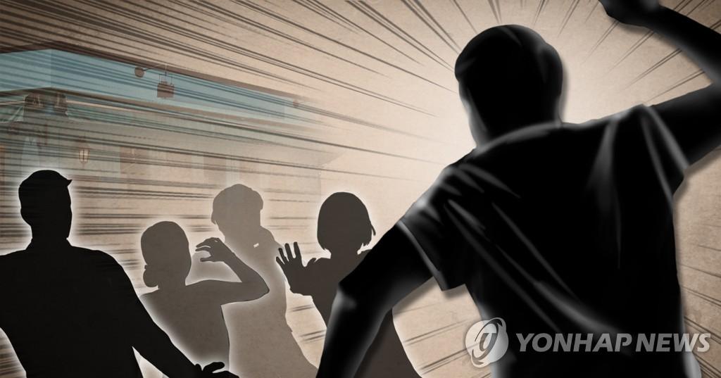 '긴급생활비 입금해라'…구청 공무원 폭행한 40대 2심서 감형