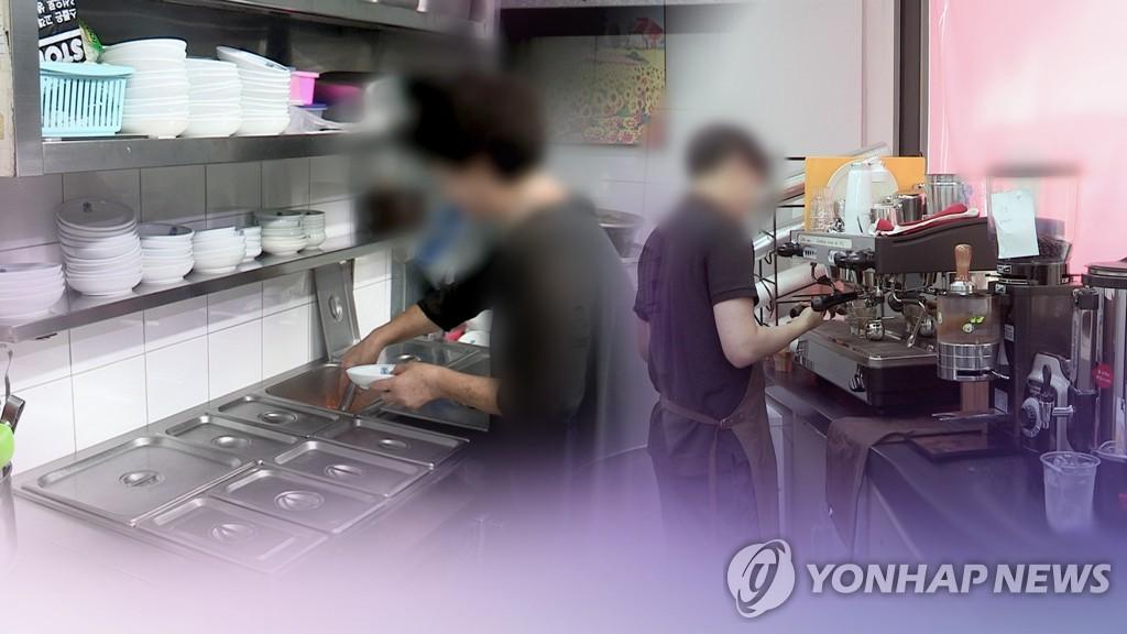 코로나19로 꽉 막힌 기업 채용…청년 '나 홀로 사장' 증가