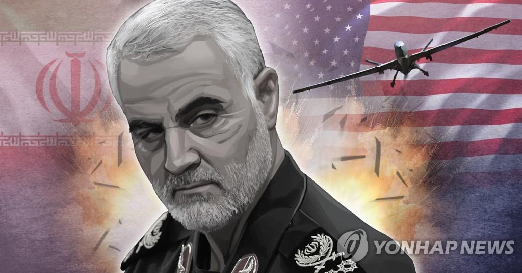 """""""이란 외무장관, 혁명수비대 과도한 영향력 비판"""""""