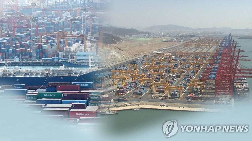 충남 1분기 수출액 220억달러…22개월 연속 무역수지 1위