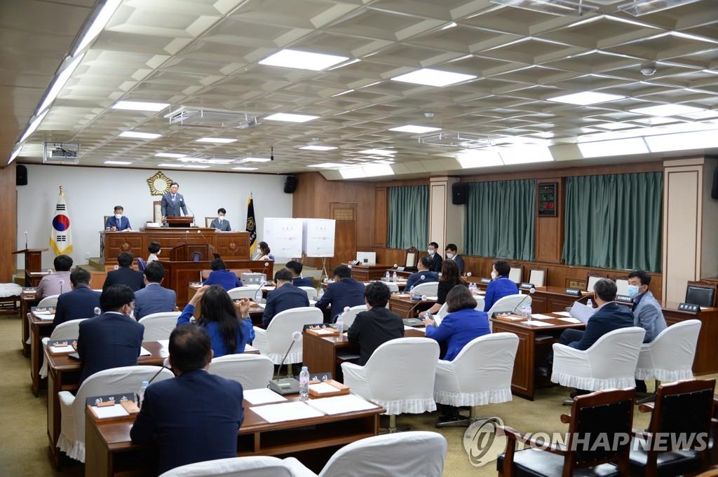 광주 북구, 자체 민주화운동 기념사업 지원 토대 마련