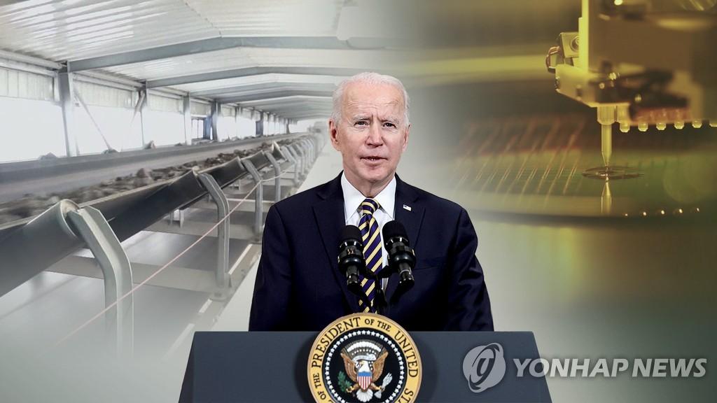 """""""미 글로벌 공급망 재편시 한국은 미중 사이 전략적 선택해야"""""""