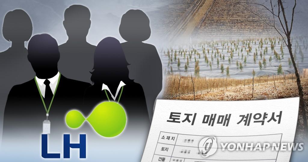 LH 땅 투기 사건으로 2·4 대책 신규택지 조성사업 일정 순연(종합)