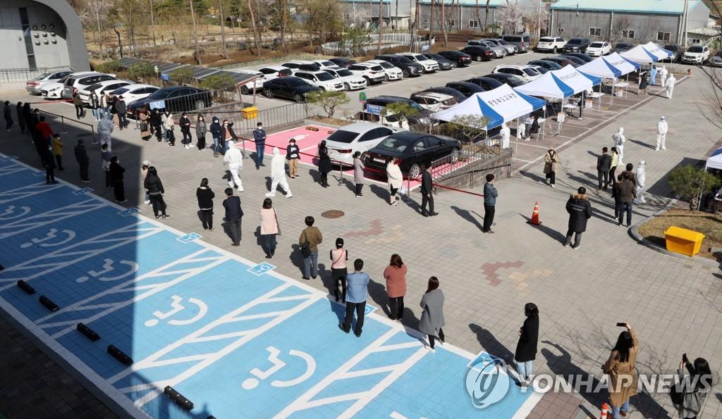 청주 학원종사자 코로나19 전수검사 51% 그쳐…전원 '음성'