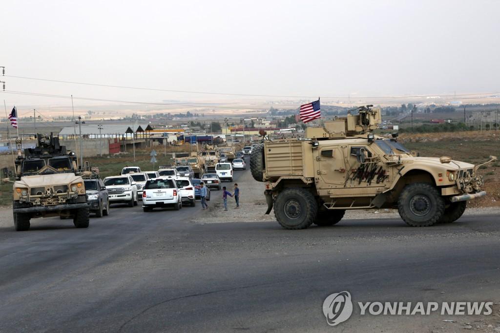 미군주둔 이라크기지 또 피격…바이든 취임 후 23번째