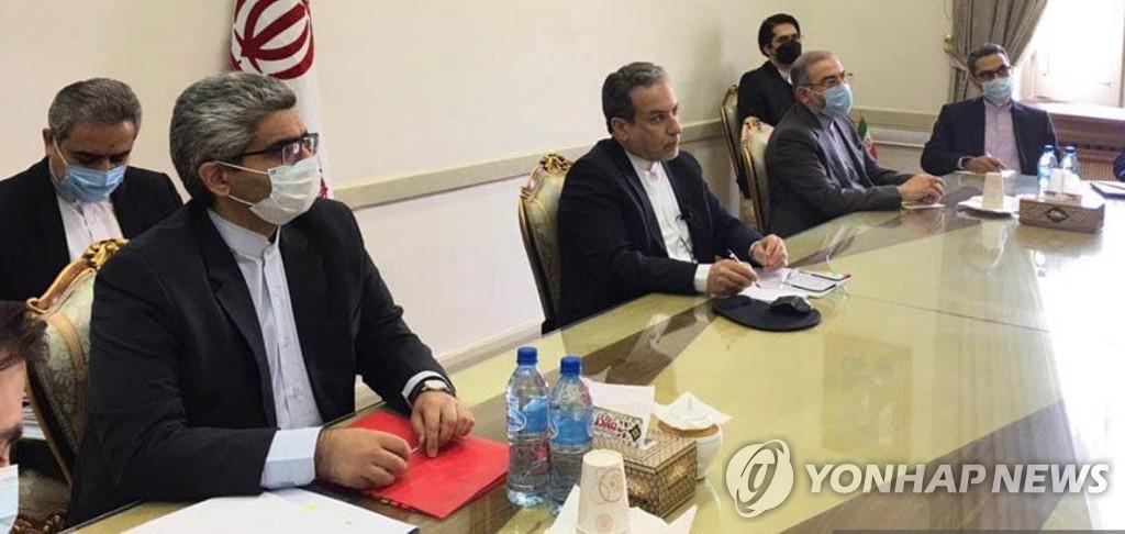 """""""내주 빈서 이란 핵합의 공동위 참가국들 회의 재개""""(종합)"""