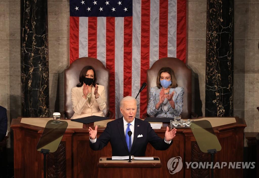 """바이든 """"동맹과 외교·억지력 통해 북한·이란 핵위협 대응""""(종합)"""