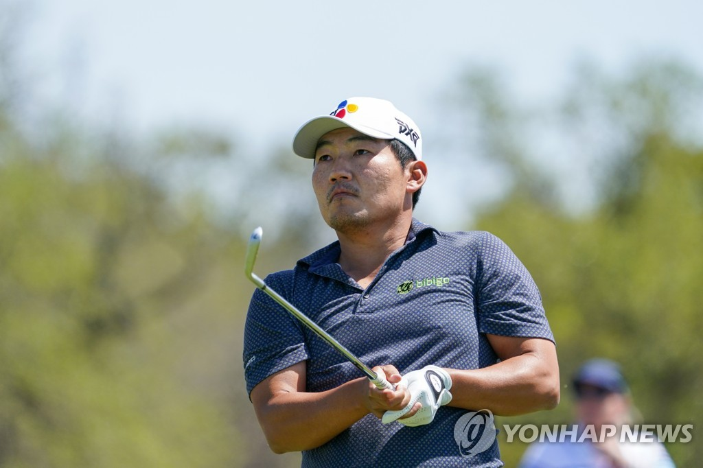 강성훈, PGA 투어 텍사스오픈 첫날 2타 차 2위…노승열은 4위