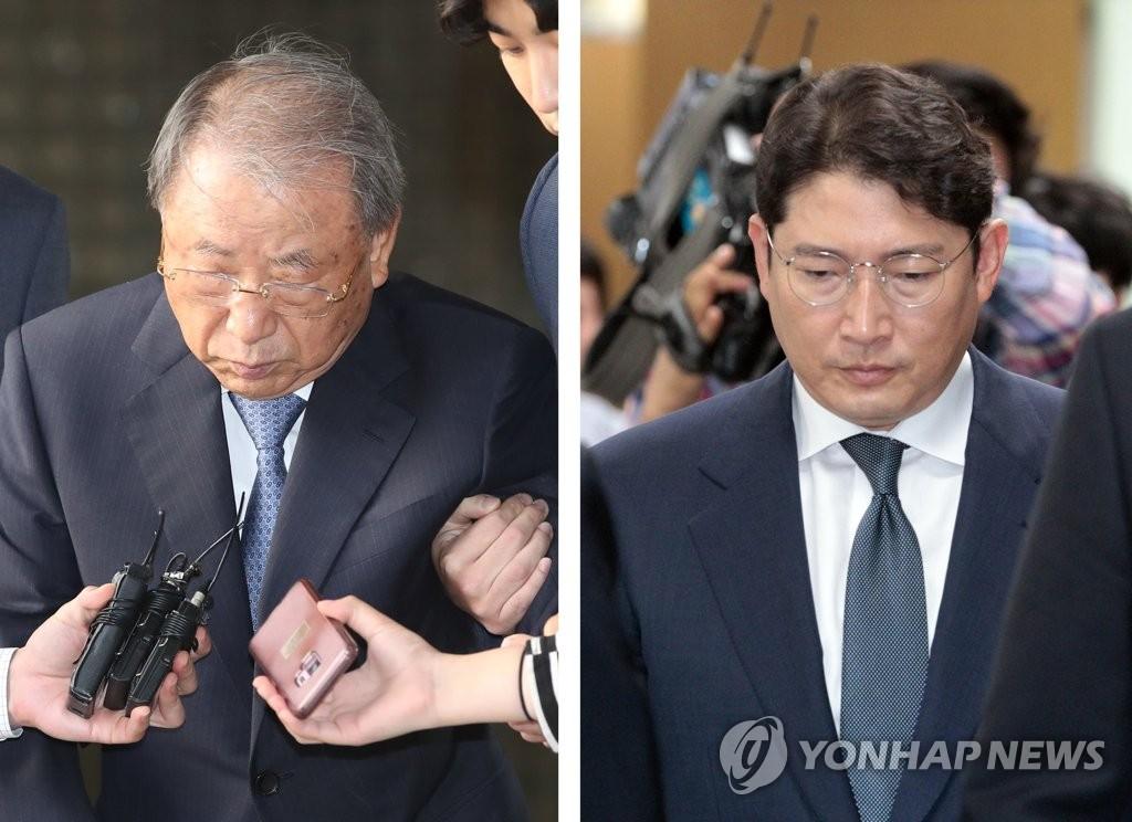 효성 조석래·조현준, 200억대 세금 소송 1심 승소