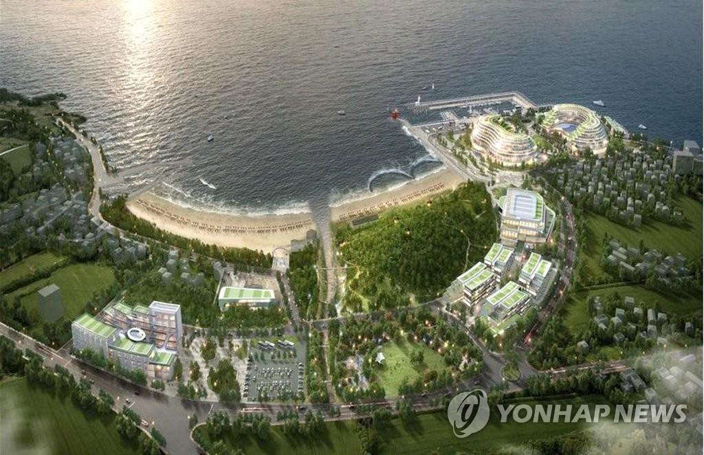 제주도, 유원지개발 21개 사업장 투자유치·추진상황 점검