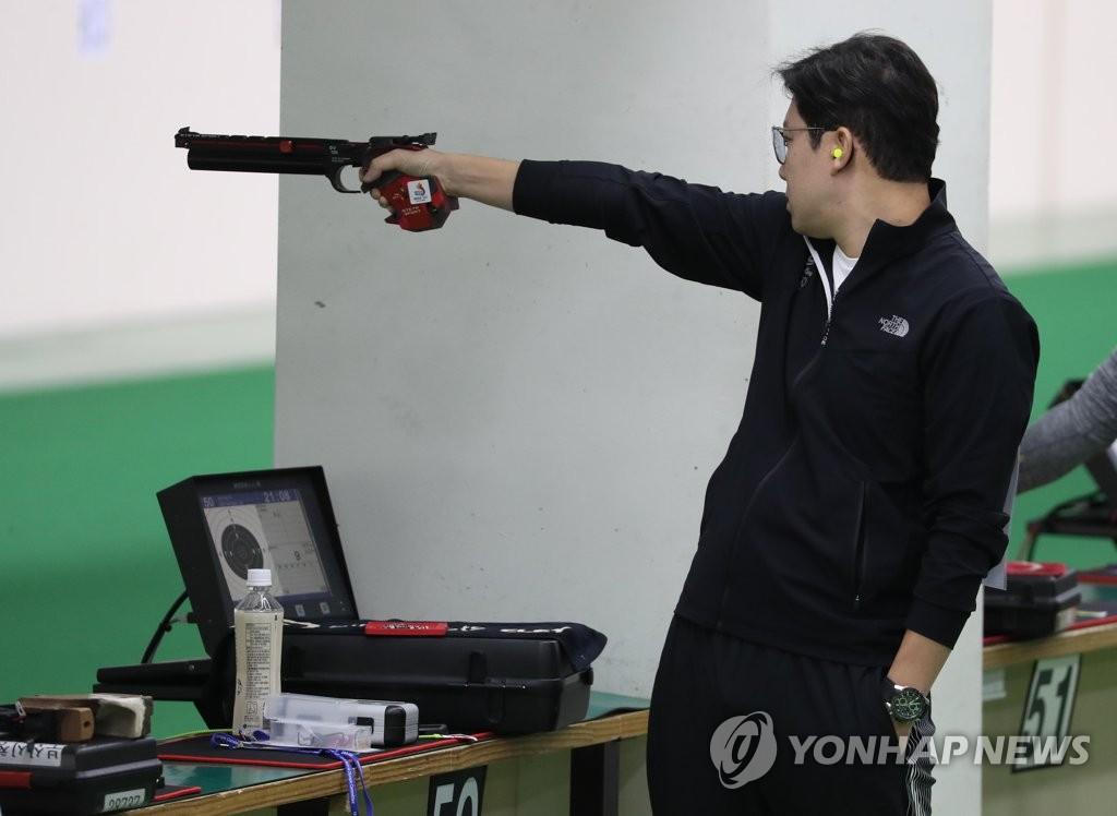 [고침] 스포츠('사격황제' 진종오 도쿄 간다…대표선발전…)