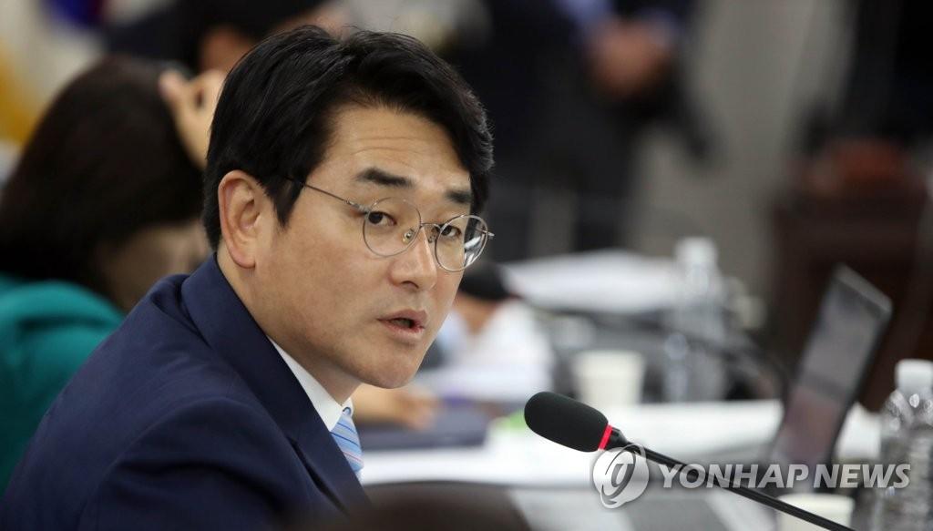 """박용진 """"지도부 총사퇴 불가피…말로만 혁신 안 돼"""""""