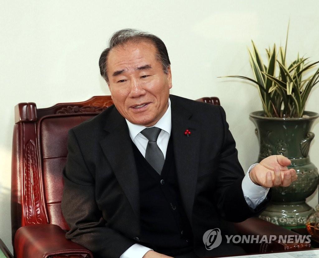 """'3선' 장휘국 광주교육감 공약 73% 완성…""""대부분 정상 추진"""""""