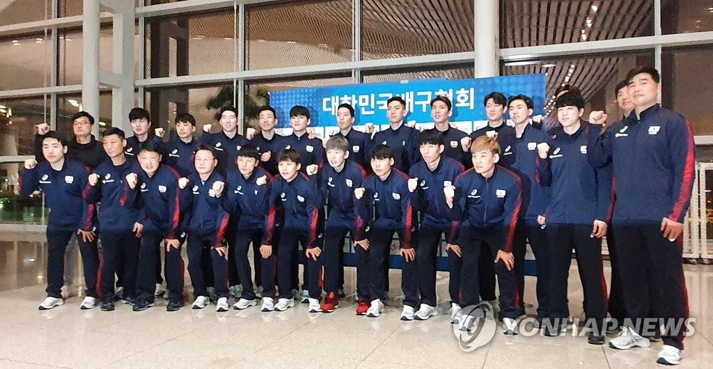 국제배구연맹, 챌린저컵 대회 취소…남자대표팀, VNL 입성 무산