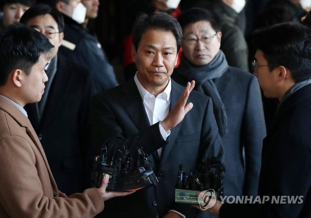 [속보] '울산 선거개입' 조국·임종석·이광철 무혐의 처분