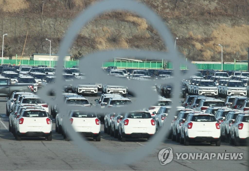 '벼랑끝' 외국계 車 3사, 1분기 내수 판매 외환위기 이후 최소