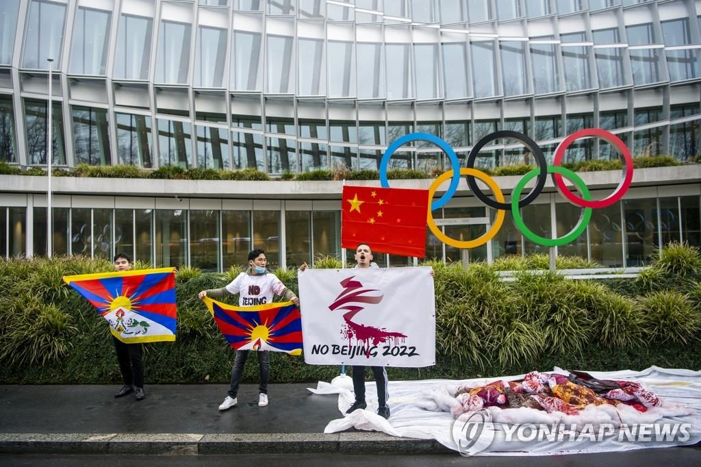 """미, '베이징올림픽 보이콧 논의' 논란에 """"논의한적 없어"""" 진화(종합)"""
