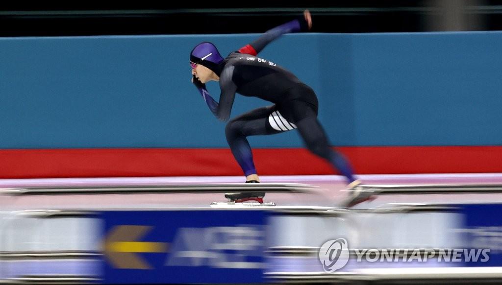 전국빙속선수권대회 24일 개막…이승훈 등 국가대표 총출동
