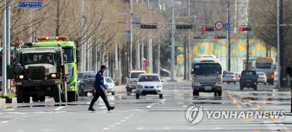 초여름 같은 봄…어제 서울 3월 낮 최고기온 역대 3위