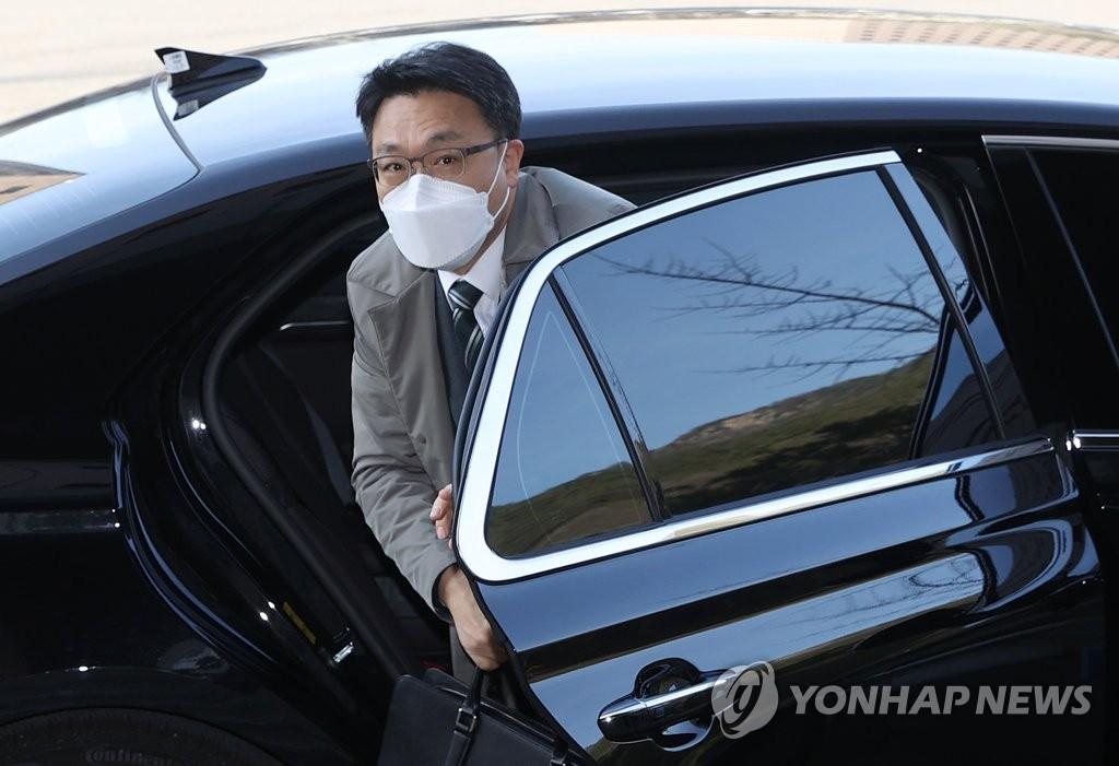 공수처, '이성윤 면담조사' 고발 대응…檢에 CCTV 제출(종합)