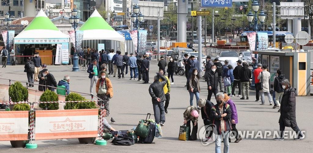 오후 9시까지 서울 152명 확진…전날보다 11명 감소