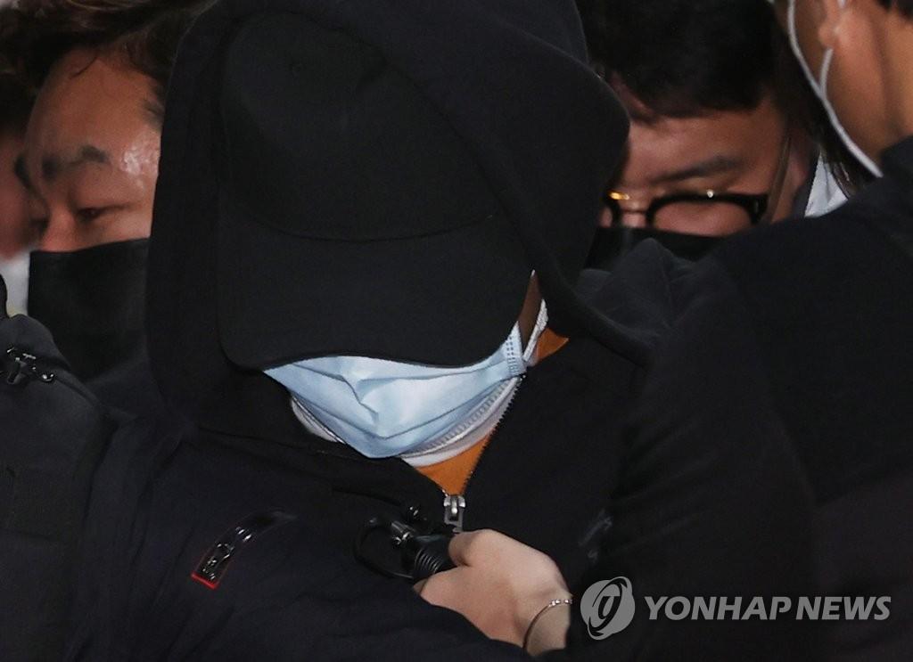 '노원 세 모녀 살인' 피의자 오늘 구속 여부 결정