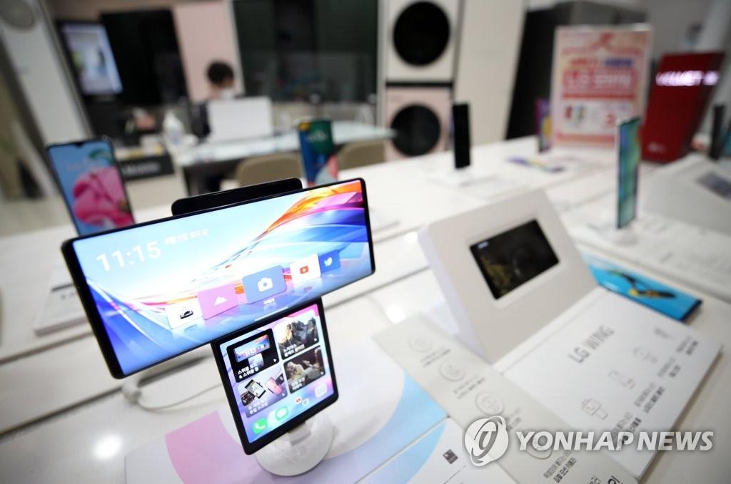 """한신평 """"LG전자 스마트폰 사업중단, 신용도에 긍정적"""""""