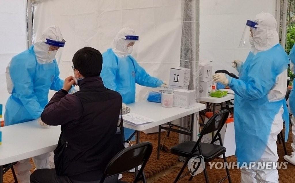 [속보] 수도권 유증상자 진단검사 행정명령…권고 후 48시간 이내 검사