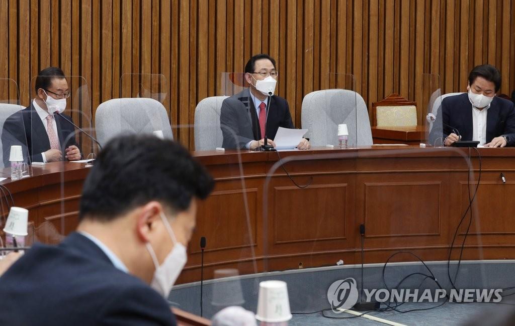 국민의힘, 세월호 특검 추천위원에 구충서·한석훈 추천