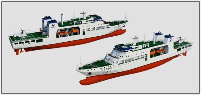 친환경 선박 건조 위한 만능 테스트플랫폼 2025년까지 개발