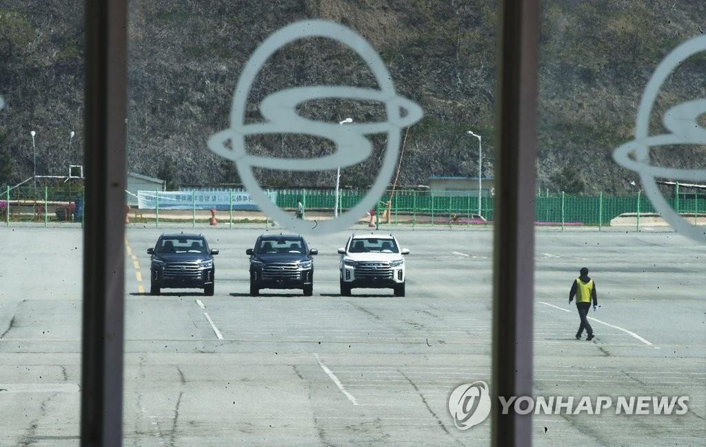 """쌍용차, 10년만에 또 법정관리…""""회생계획 인가전 M&A 추진"""""""