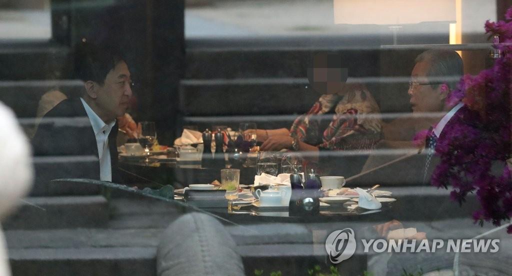 금태섭신당에 선긋기…김종인의 독설, '사랑의 매' 였나?