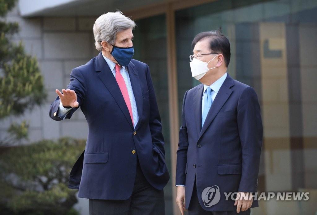 """한국의 개입 요청에 미국 """"부적절""""…쉽지 않은 오염수 외교전"""