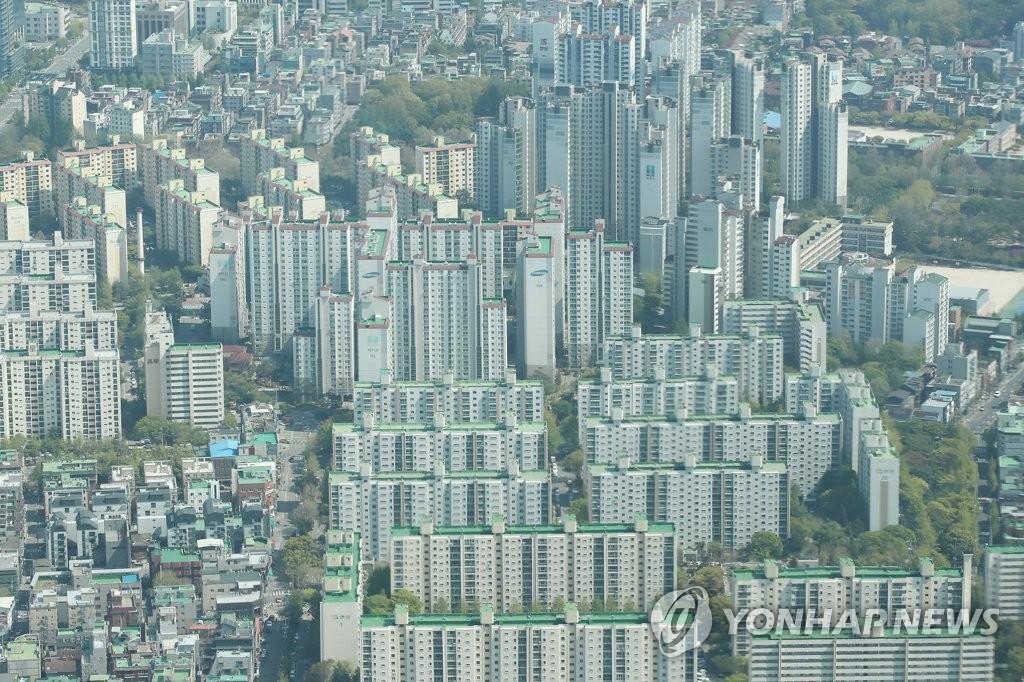 '반짝' 꺾였던 서울 아파트 매수심리 2주 연속 다시 강해져