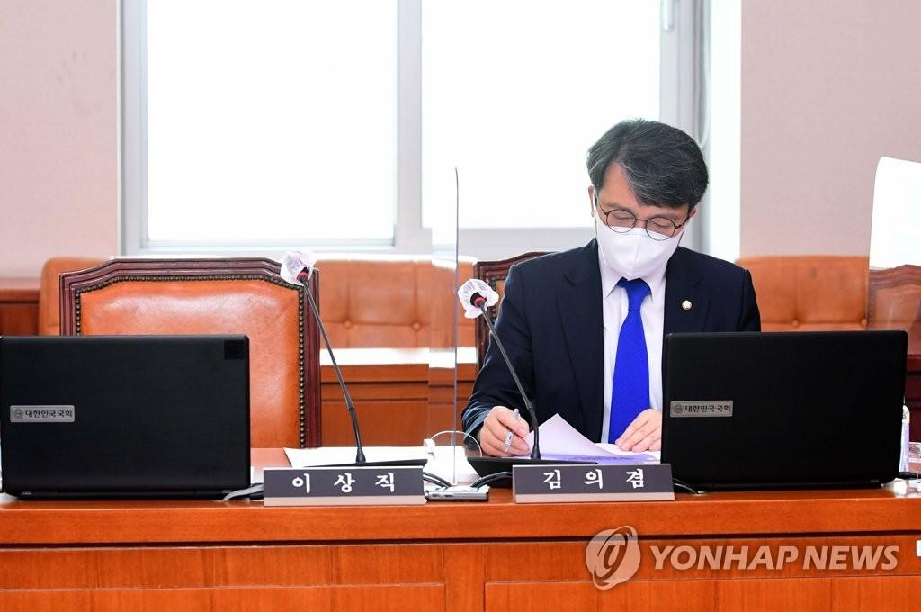 """김의겸, 언론개혁 빅딜 제안 """"정부 손 떼고 소유·경영 분리"""""""