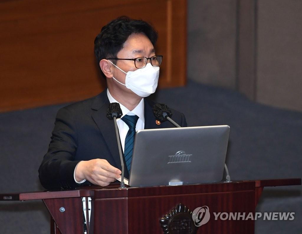 """박범계, '술접대 검사에 尹 침묵' """"장관으로서 상당히 유감"""""""