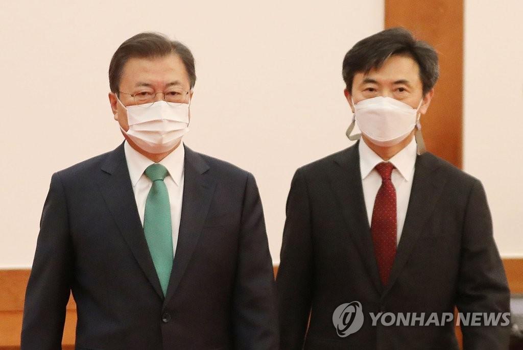 문대통령, 세월호참사 특검보로 서중희·주진철 임명