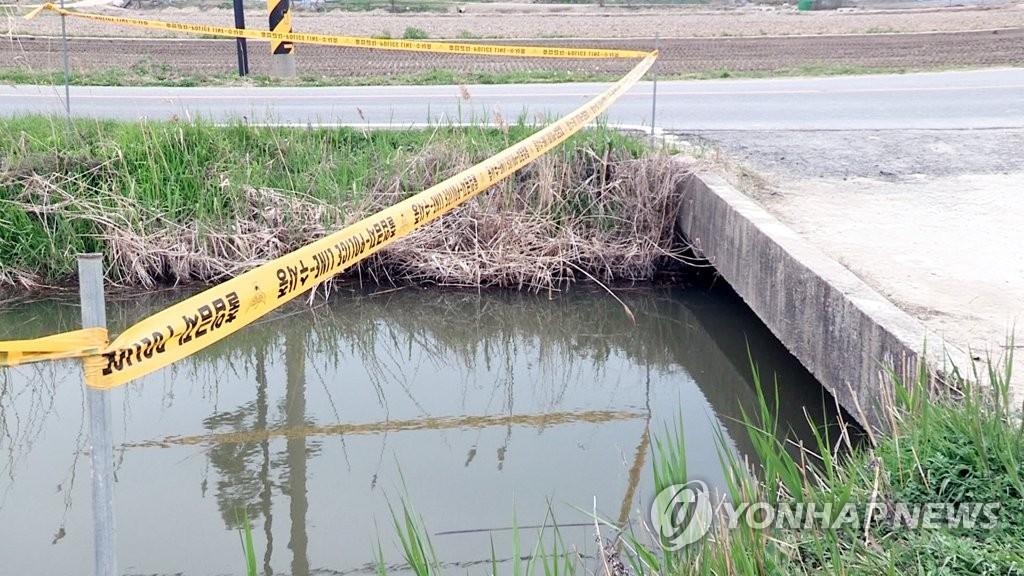 강화도 농수로서 발견된 30대 여성 살해 용의자는 남동생