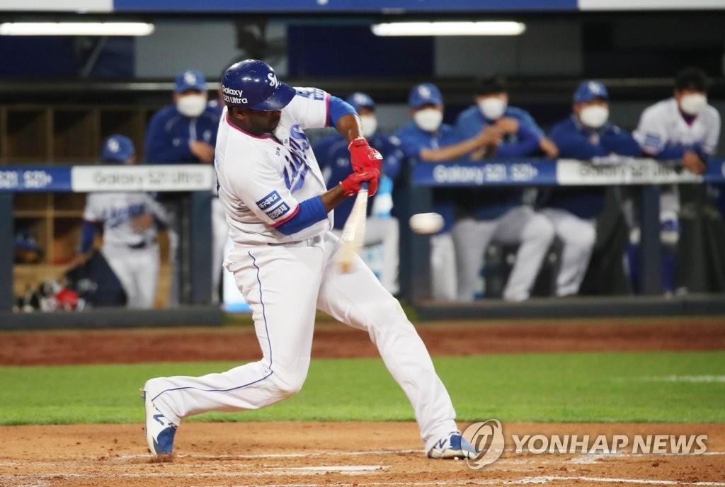 퀄리티스타트1위·홈런 3위…삼성, 외국인 활약 속 단독 선두