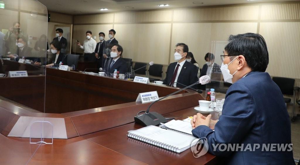 검찰총장 후보에 김오수·구본선·배성범·조남관(종합)