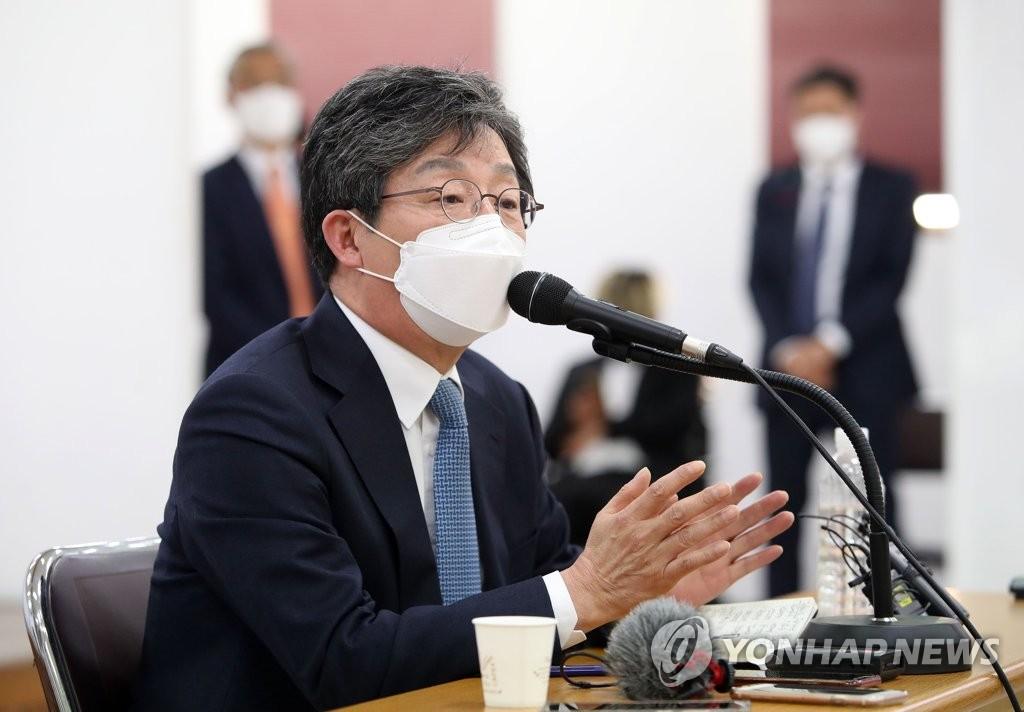 """유승민 """"대선까지 지지도가 출렁거릴 계기가 있을 것"""""""
