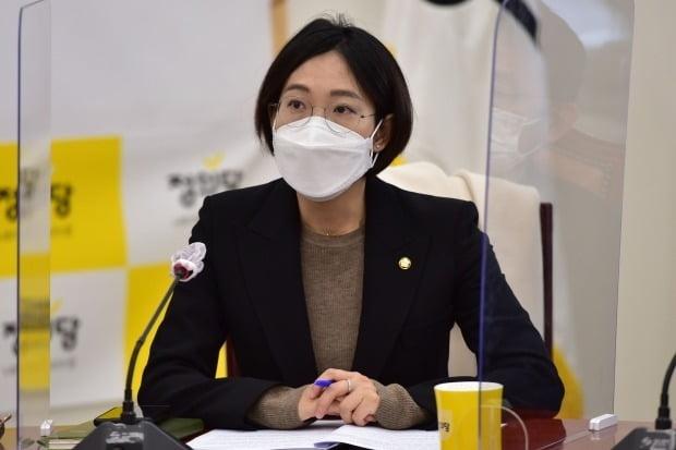 정의당 장혜영 의원 /사진=연합뉴스