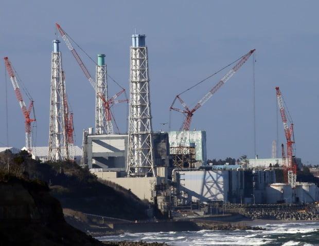 후쿠시마 제1원전/사진=연합뉴스
