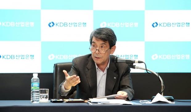 이동걸 산업은행 회장. 사진=연합뉴스