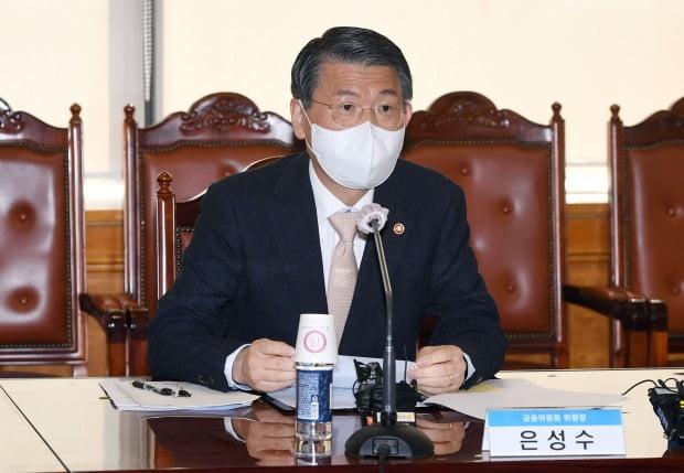 은성수 금융위원장.(사진=연합뉴스)