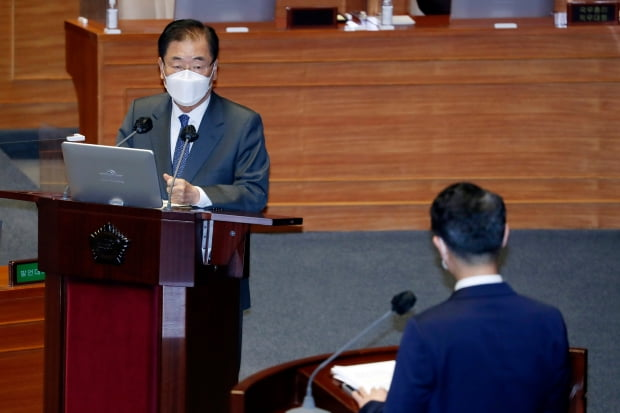 정의용 외교부 장관 / 사진=연합뉴스