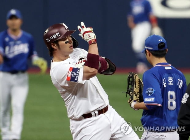 요키시 7 이닝 1 실점 좋은 투구 … 키움 프로 야구 개막전, 삼성 압도